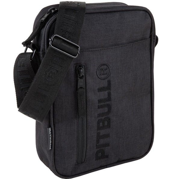 Pit Bull West Coast shoulder bag men streetwear fighting logo