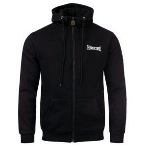 100% Hardcore basic wear it with pride hooded zipper gabber merchandise webshop