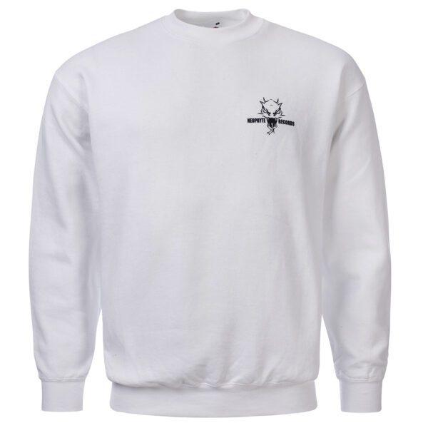 Neophyte Records hooded sweater oldschool gabber merchandise by 100% Hardcore webshop