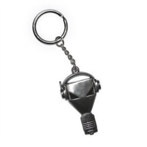 Enzyme records ruffneck keychain merchandise official 100% Hardcore webshop