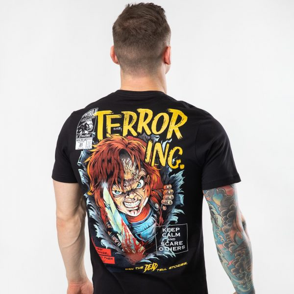 Pit Bull West Coast clothing T-shirt SS 2021 collection fightwear gabber