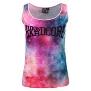 New 100% Hardcore women sport collection at official webshop singlet top