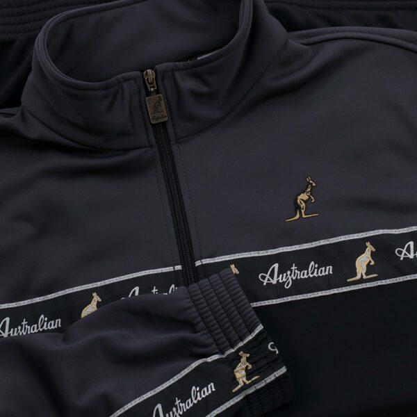 Australian training jacket 2 colours gabber clothing by official 100% hardcore webshop wear