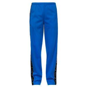 Australian training pants with taping blue italian gabber sportswear official webshop