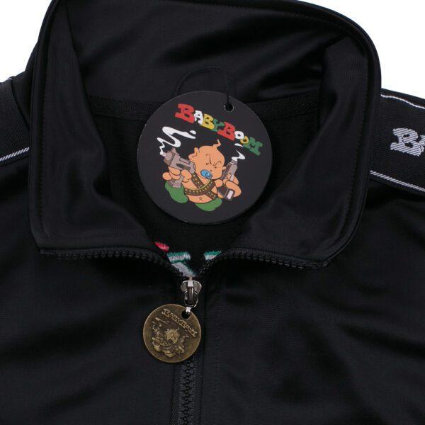 Oldschool gabber training jacket babyboom records ID&T by 100% Hardcore webshop