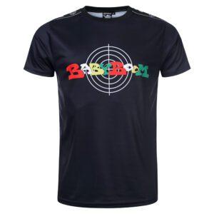 Oldschool babyboom soccer T-shirt gabber sleeve by 100% Hardcore webshop