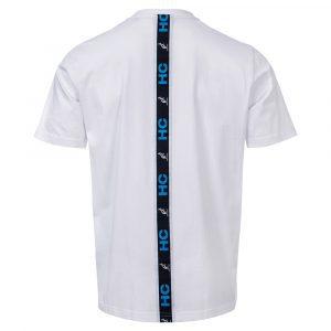 Australian summer T-shirt gabber taping HC white merchandise clothing webshop