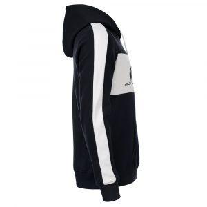 Australian hooded sweater with heritage logo oldschool italian gabber clothing