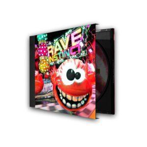 early gabber hardcore by painbringer rave instinct CD