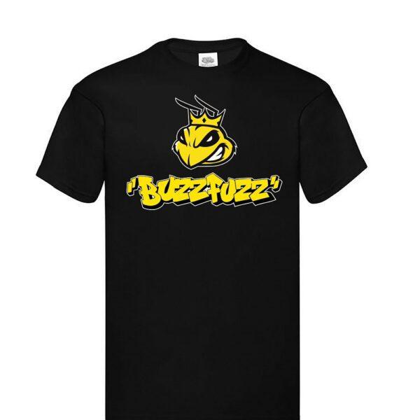 DJ Buzz fuzz mokum T-shirt new gabber logo 100% Hardcore dj artist merchandise