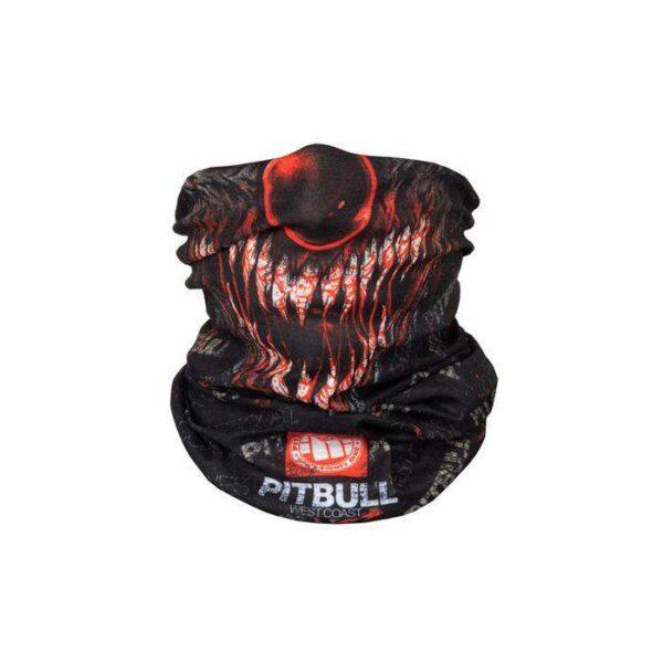 Pit Bull West Coast mask bandana terrorclown mask merchandise 100procenthardcore.com