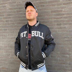 Pit Bull West Coast bomber jacket lonsdale london sweater gabber clothing 100% Hardcore webshop
