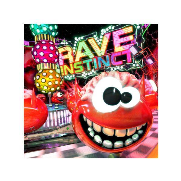 Early hardcore Rave CD by painbringer music 100% Hardcore webshop