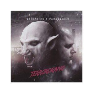 Noisekick speedcore and terror cd terrordrang terrorshop clothing and merchandise