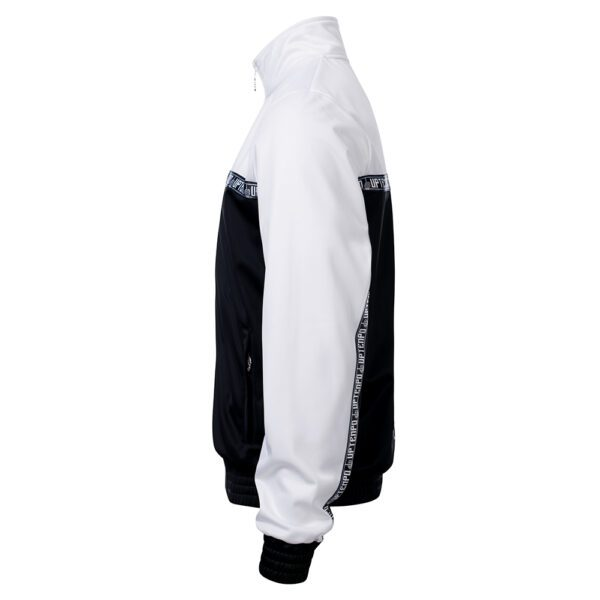 Uptempo training jacket duo with stripe hardwear clothing collection summer 100% Hardcore webshop