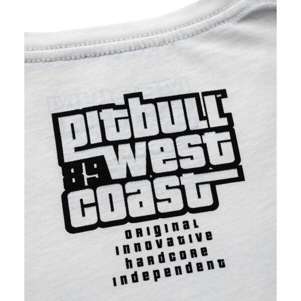 Pit BUll West Coast summer T-shirt GTA Style streetwear clothing 100procenthardcore.com official shop