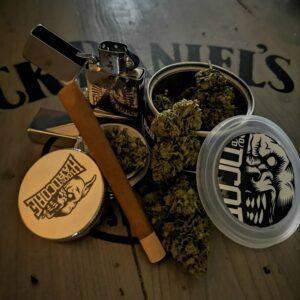 100% Hardcore metal grinder pit Bull smoke weed webshop