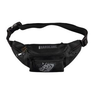 100% Hardcore hipbag wolf gabber festival bag merchandise webshop