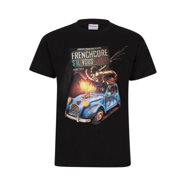 Noisekick T-shirt terrordrang Terror merchandise clothing webshop 100% Hardcore