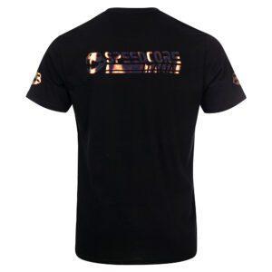 Speedcore Italia T-shirt reflective logo Muisz van Gemert webshop