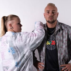 Australian gabber trainingspak oldschool 90's clothing webshop 100% Hardcore