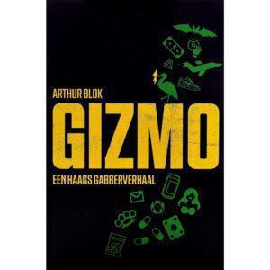 DJ Gizmo book gabber verhaal hardcore store webshop