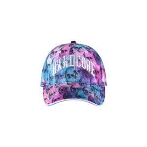 lady gabber cap 100% Hardcore Dream skulls pink merchandise store webshop