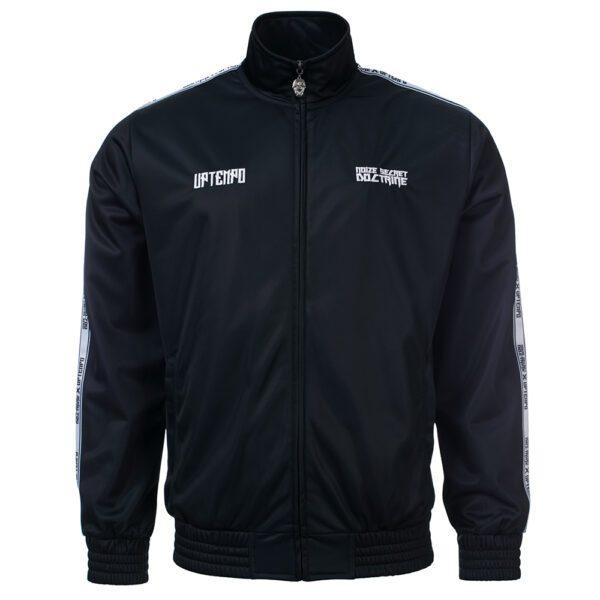 noize secret doctrine clothing and merchandise Uptempo training jacket gabber