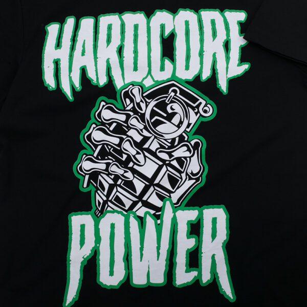 Hardcore T-shirt Hardcore power 100 hardcore website