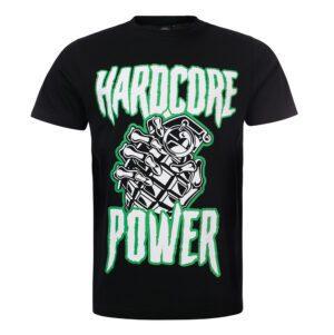Hardcore T-shirt hardcore merchandise Hardcore Power