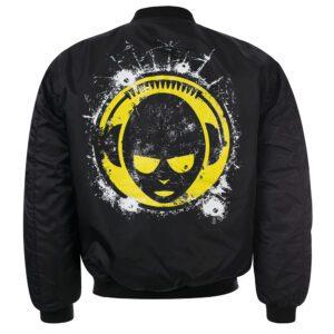 Hardcore merchandise hardcore bomberjack