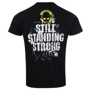 hardcore merchandise hardcore t-shirt Shadowlands Terrorists Zwart