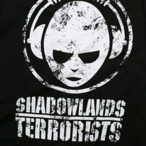 100 hardcore Shadowlands Terrorists logo Terror shirt