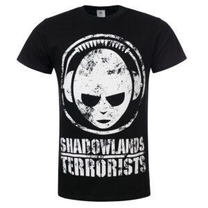 Shadowlands Terrorists merchandise Terror T-shirt 100 hardcore webshop