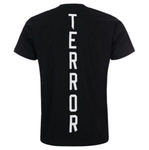 Terror shirt 100 hardcore terror gabber kleding