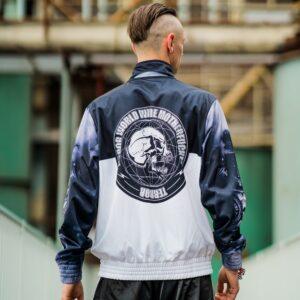 Terror jacket gabber kleding 100 hardcore